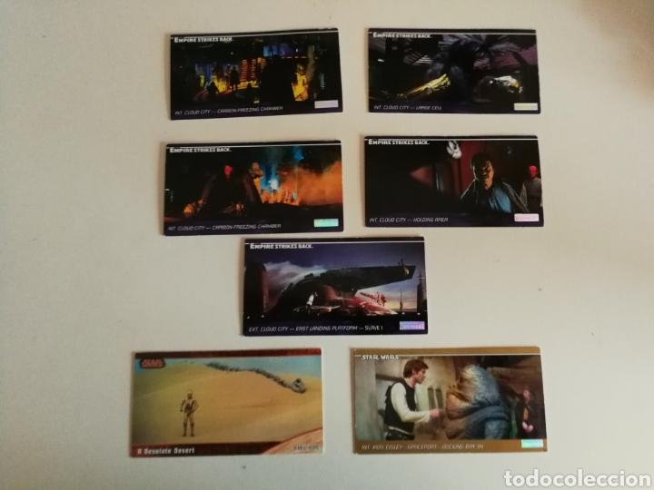 TRADING CARDS STAR WARS (Coleccionismo - Cromos y Álbumes - Trading Cards)