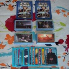 Trading Cards: CROMOS SUELTOS STAR WARS EPISODIO II EL ATAQUE DE LOS CLONES MERLIN STICKERS.A 0,60-0,75 CTMS UNIDAD. Lote 97713750