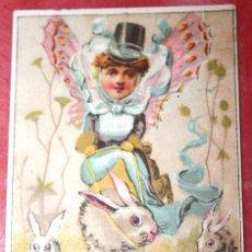 Trading Cards: ZOEDONE BUREAU TARJETA PUBLICITARIA, TARJETA COMERCIAL BEBIDA, TÓNICO REVITALIZANTE. Lote 95579955