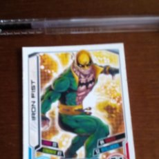 Trading Cards: TRADING CARTS IRON FIST MARVEL AÑO 2012. Lote 95932539