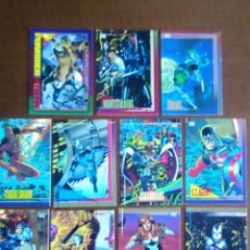 Trading Cards: MARVEL 1993 TRADING CARTS USA. Lote 97031599