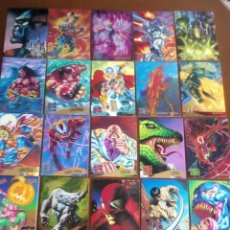 Trading Cards: SPIDER-MAN FLEER ULTRA USA 25 TRADING CARTS AÑO 1995. Lote 97035703