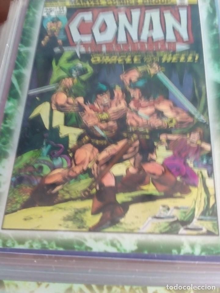 Trading Cards: CONAN THE BARBARIAN 78 TRADING CARTS USA DIFICIL AÑO1996 NUEVO - Foto 20 - 97039007