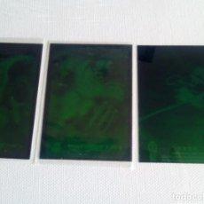 Trading Cards: SPIDER-MAN 3 HOLOGRAMAS TRADING CARTS USA AÑO 1994 DIFICILISIMOS. Lote 97040923