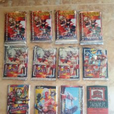 Trading Cards: LOTE 132 TRADING CARDS JAPON 1990S - ULTRAMAN, MASKED RIDER, KIKAIDER, COMANDO G. RELATED MAZINGER Z. Lote 97622267