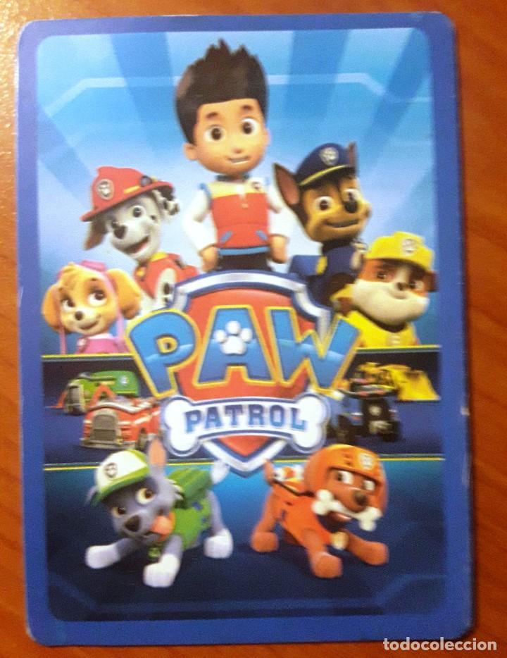 Trading Cards: Carta PAW Patrol. - Foto 2 - 98116011