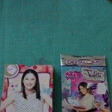 Trading Cards: TRADING CARDS VIOLETA.TOPPS.LEER DESCRIPCIÓN. Lote 98660543