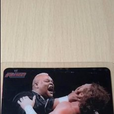 Trading Cards: LAMINCARDS COLLECTION NEW EDITION PRESSING CATCH - Nº 142 - CHIN LOCK (RAW) - AÑO 2007. Lote 98816211