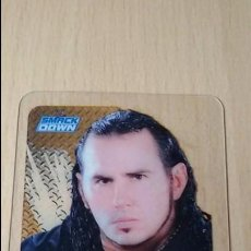 Trading Cards: LAMINCARDS COLLECTION PRESSING CATCH - Nº 153 - MATT HARDY (SMACKDOWN) - AÑO 2007. Lote 98816447