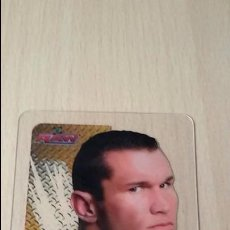 Trading Cards: LAMINCARDS COLLECTION PRESSING CATCH - Nº 154 - RANDY ORTON (RAW) - AÑO 2007. Lote 98816523