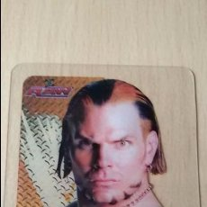 Trading Cards: LAMINCARDS COLLECTION PRESSING CATCH - Nº 155 - JEFF HARDY (RAW) - AÑO 2007. Lote 98816539