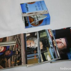 Trading Cards: 68 CARTAS DE STAR TREK, SKYBOX TM 1996, TRADING CARDS. Lote 101241467