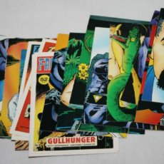 Trading Cards: 32 CARTAS DE PHANTOM, USA COMIC IMAGES 1995, ALGUNAS TIPO PORTADA, TRADING CARDS. Lote 101244343