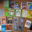 Trading Cards: MAD - COLECCION DE TRADING CARDS, SERIES I, II Y III + HOLOGRAM SILVER. Lote 101977191