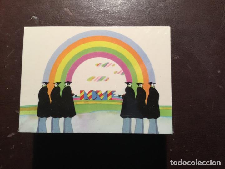 Trading Cards: THE BEATLES. YELLOW SUBMARINE.COLECCIÓN COMPLETA DE 72 CARDS. A estrenar. 1999. - Foto 2 - 102425402