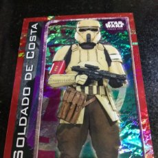 Trading Cards: TOPPS 2016 TRADING CARDS Nº 181 STAR WARS -ROGUE ONE CARTA. Lote 211627910