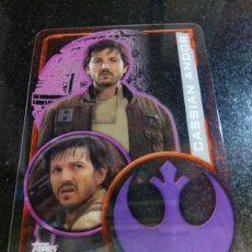 Trading Cards: TOPPS 2016 TRADING CARDS Nº 194 STAR WARS -ROGUE ONE CARTA . Lote 102934775