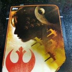 Trading Cards: TOPPS 2016 TRADING CARDS Nº 206 STAR WARS -ROGUE ONE CARTA. Lote 211627897