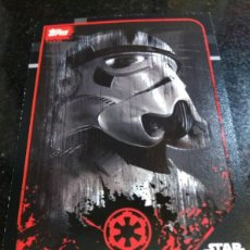 Trading Cards: TOPPS 2016 TRADING CARDS Nº 208 STAR WARS -ROGUE ONE CARTA. Lote 211627900