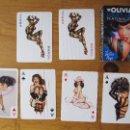 Trading Cards: OLIVIA BERARDINIDIS - BARAJA DE CARTAS DE POKER DE BETTIE PAGE - OLIVIA'S LUCKY LADIES. Lote 104266255