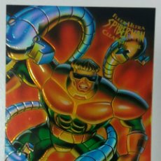 Trading Cards: FLEER ULTRA SPIDER-MAN 1995 DR. OCTOPUS CLEARCHROME 1. Lote 105075179