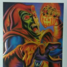 Trading Cards: FLEER ULTRA SPIDER-MAN 1995 HOBGOBLIN CLEARCHROME 3. Lote 105075275