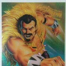 Trading Cards: FLEER ULTRA SPIDER-MAN 1995 KRAVEN CLEARCHROME 4. Lote 105075347