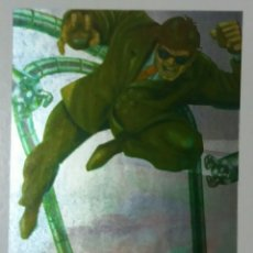 Trading Cards: FLEER ULTRA SPIDER-MAN 1995 DR.OCTOPUS VS SPIDER-MAN HOLOBLAST 2. Lote 105075648