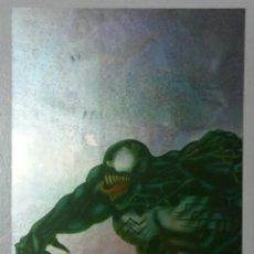 Trading Cards: FLEER ULTRA SPIDER-MAN 1995 VENOM VS. SPIDER-MAN HOLOBLAST 6. Lote 105075723