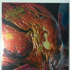 Trading Cards: FLEER ULTRA SPIDER-MAN 1995 CARNAGE MASTERPIECES 1. Lote 105076148
