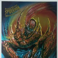 Trading Cards: FLEER ULTRA SPIDER-MAN 1995 CARNAGE MASTERPIECES 3. Lote 105076274