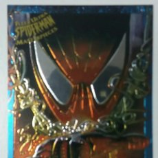 Trading Cards: FLEER ULTRA SPIDER-MAN 1995 SPIDER-MAN MASTERPIECES 4. Lote 105076346