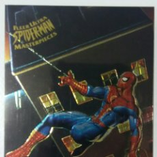 Trading Cards: FLEER ULTRA SPIDER-MAN 1995 SPIDER-MAN MASTERPIECES 5. Lote 105076406