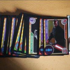 Trading Cards: STAR WARS EL CAMINO DE LOS JEDI CARDS CARREFOUR. Lote 105076435
