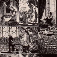 Trading Cards: COMPLETA - BERNIE WRIGHTSON FRANKENSTEIN TRADING CARDS SUBSET # 45 CARDS (FPG,1993). Lote 105191015