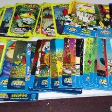 Trading Cards: THE TRASH PACK CROMOS DE LOS BASURILLAS. Lote 105806654