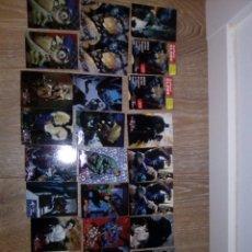 Trading Cards: LOTE 25 TRADING CARDS BATMAN MASTER SERIES DC SKYBOX MADE IN USA 1995 HAY ALGUNA REPETIDA. Lote 105950207