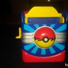 Trading Cards: POKEMON TRADING CARD DISPENSADOR (HOPE INDUSTRIES INC. 1999) . Lote 106085727
