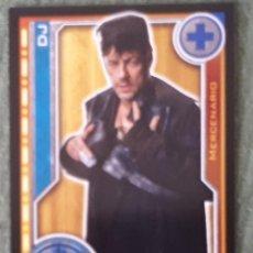 Trading Cards: 83 - DJ - STAR WARS - EL CAMINO DE LOS JEDI - TRADING CARD GAME -CARREFOUR 2017. Lote 106610042