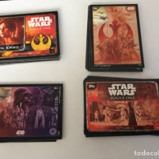 Trading Cards: STAR WARS-CROMOS STAR WARS ROGUE ONE. 51 CARTAS.. Lote 106568128
