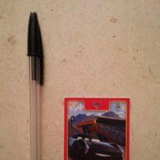 Trading Cards: TARJETA ORIGINAL - JACKSON STORM - WALT DISNEY - CARS 3. Lote 106609855