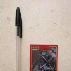 Trading Cards: TARJETA ORIGINAL - OMNIDROID - WALT DISNEY - LOS INCREIBLES. Lote 106609891