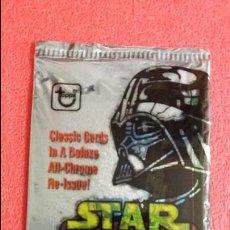 Trading Cards: F-238- SOBRE CROMOS SIN ABRIR CARDS STAR WARS -1999. Lote 106959539