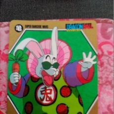 Trading Cards: DRAGON BALL SUPER BARCODE WARS 168. Lote 184407793