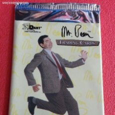 Trading Cards: F-242- SOBRE CROMOS CARDS SIN ABRIR MR BEAN - 1997. . Lote 107032731