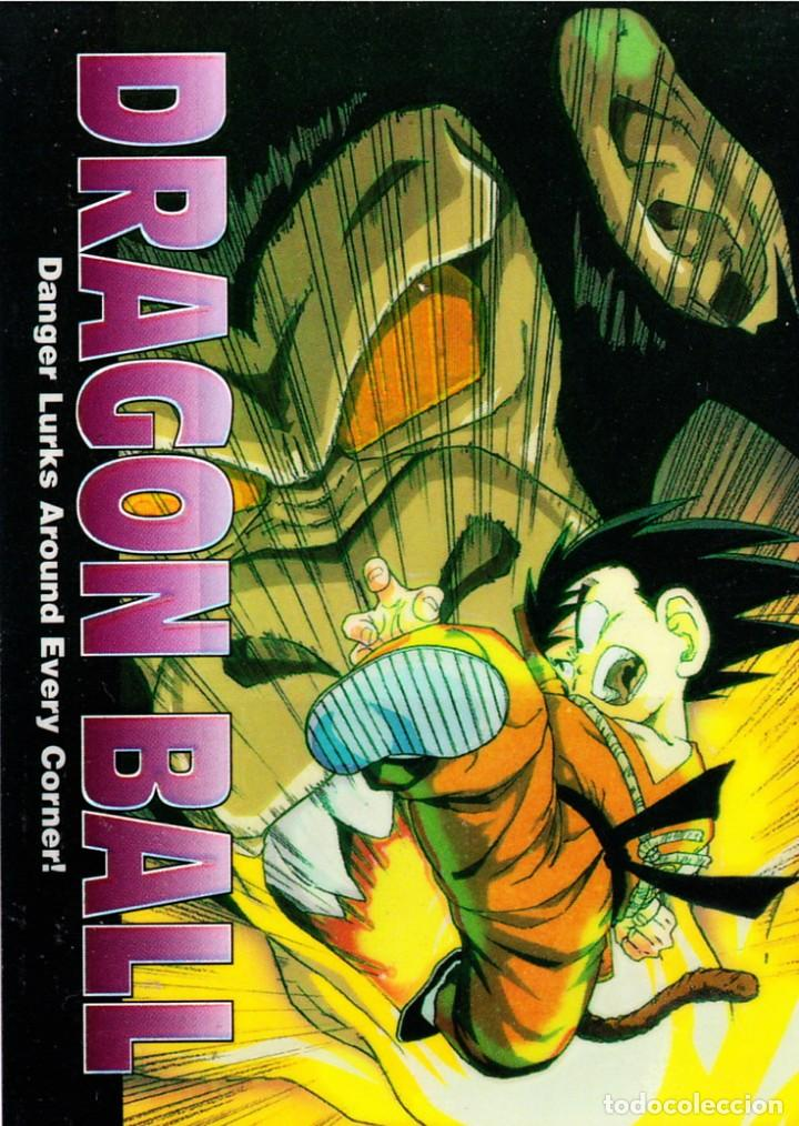 Dragon ball chromium  57 de 64 trading cards  c - Sold