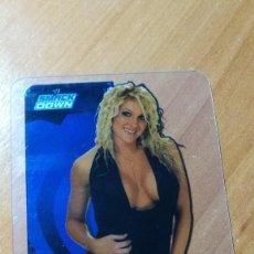 Trading Cards: WWE LAMINCARDS EDIBAS 2007 Nº9. Lote 207079387