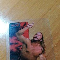 Trading Cards: WWE LAMINCARDS EDIBAS 2007 Nº77. Lote 207080027