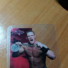 Trading Cards: WWE LAMINCARDS EDIBAS 2007 Nº90. Lote 207080082
