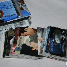 Trading Cards: LOTE DE 113 CARTAS, STAR TREK, SKYBOX 1996 USA, TRADING CARDS. Lote 107459099